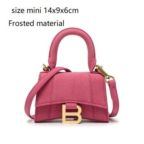Mini 14 centimetri rosa