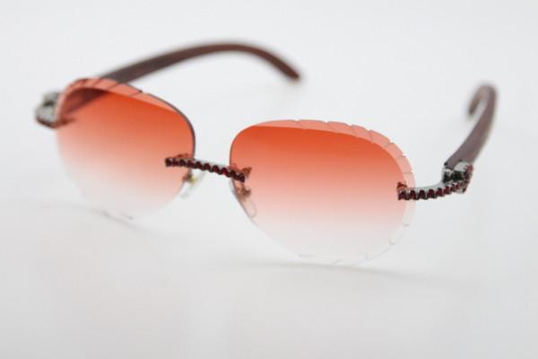 Gümüş Kırmızı Lens