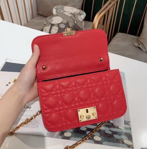 Borsa da donna, borsa a spalla singola, zaino, portafoglio e borsa per cosmetici Taglia 20-14