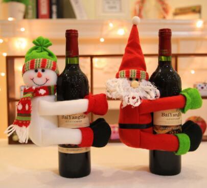 130 g Cuchillo de Navidad juego de tenedor set de vino Juego de silla tapete de mesa posavasos Decoración de escritorio del hotel Enviar al azar o dejar un mensaje