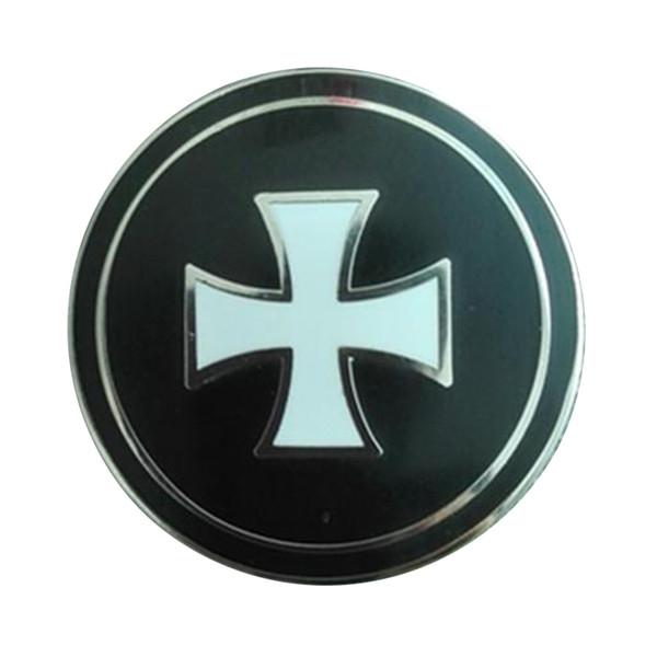 german cross lapel pin badge