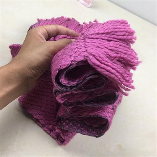 Inverno LOGOMANIA SHINE Sciarpa marchio di lusso due lato nero rosso coperta di lana di seta sciarpe per le donne e gli uomini Fashion Designer sciarpa fiore