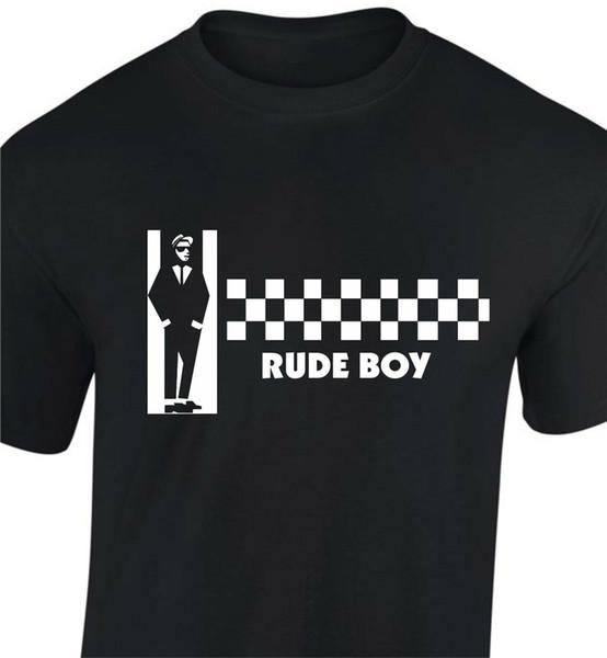 Rude Boy Ska T-shirt The Specials Madness 2Tone Ska