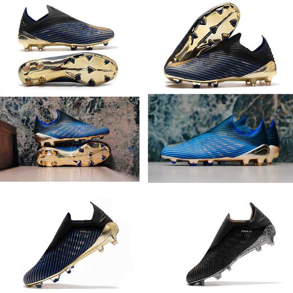 2019 New Predator 19 19.1 Fg Inner Game Pp Paul 25th Anniversary Men S Zapatos de fútbol de fútbol 19 X Botines Botas Tamaño 39-45