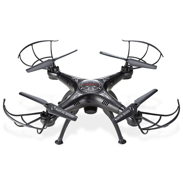 X5SW - 1 RC Quadcopter 30W Camera WiFi 2.4G 4CH 6-axis Gyro Headless Mode 3D Unlimited Flip Aircraft RC Drone Helicopters