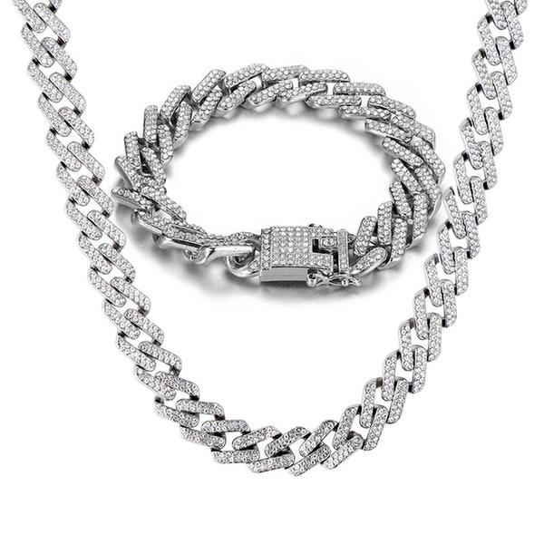 Braclet cadena de plata