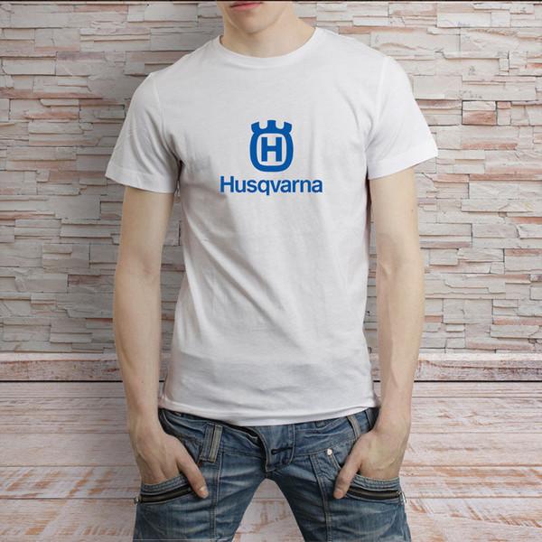 Husqvarna Motorcycles-Top Gift-Men/'s US shirt Size S to 5XL