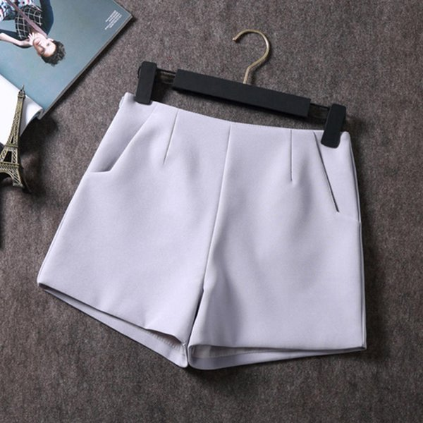 Short gris clair