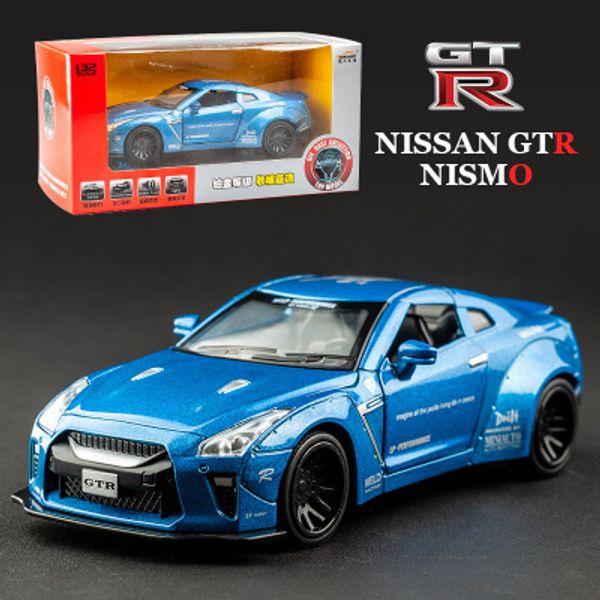 Nissan Blue-Box