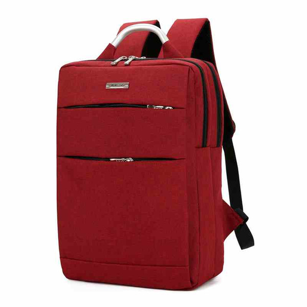 Brand New Men Backpack For 15.6 inches Laptop Large Capacity Stundet Casual Style Bag Water Repellent