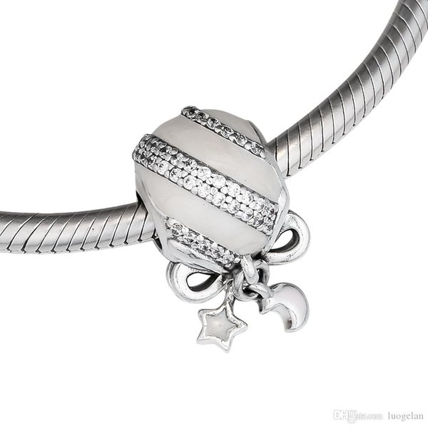 2018 Winter 925 Sterling Silver Jewelry Limited Edition Charm Beads Fits European Bracelets Necklace For Women Jewelry Making