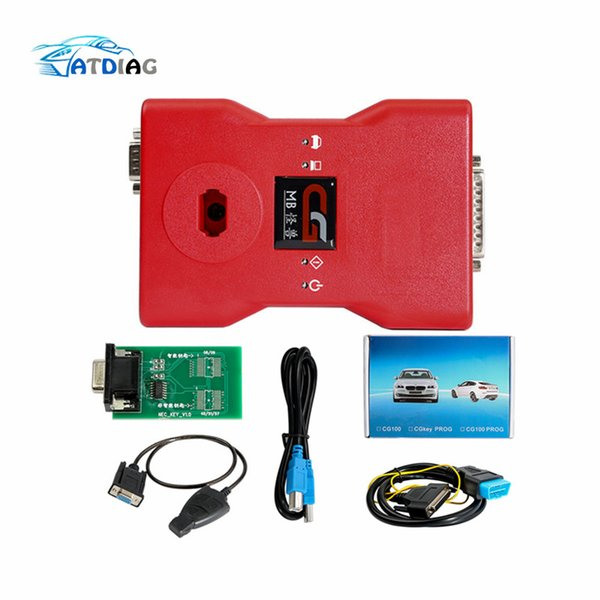 2018 Original CGDI Prog MB for Benz Car Key Add Fastest for Benz Key Programmer Support All Key Lost with free shiping