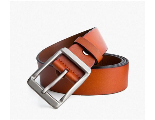 Cintura di design Cintura di lusso Cintura di design per uomo Cintura da donna Cintura grande fibbia oro 0717025