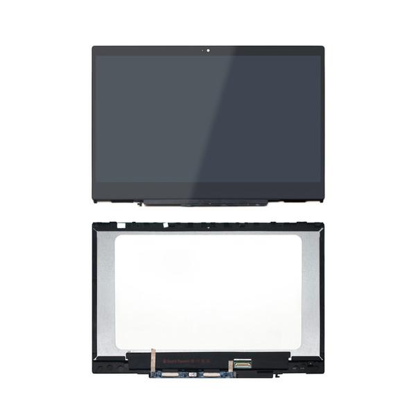 L20553-001 L20558-001 Original New Full HP X360 14.0'' 1366+768 LCD LED Touch Screen Digitizer Assembly Bezel