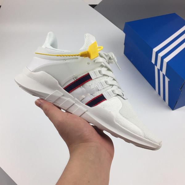 Высокое качество 2019 Ультра подталкивания EQT Поддержка Будущие Повышения 93 17 Белый черный розовый Мужчины женщин спортивная обувь кроссовки обувь Размер 36-45