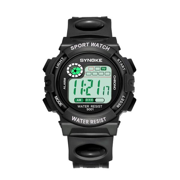 Çok Fonksiyonlu 50 M Erkekler Spor Saatler Geri Sayım Çift Zamanlı Izle Alarm Chrono Dijital Saatı Su Geçirmez Relogio Masculino