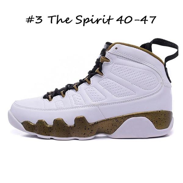 #3 The Spirit 40-47