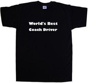 Лучшая в мире футболка с водителем