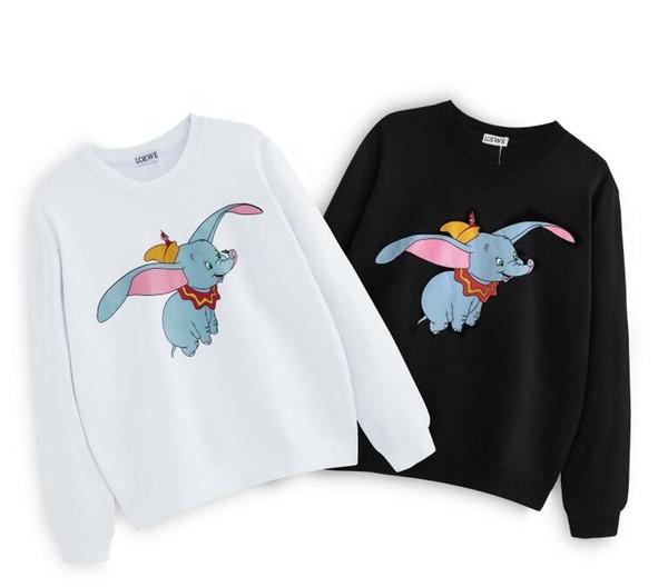 223 2019 nova chegada outono mens designer hoodie famosa marca streetwear solto fit homens camisola de alta qualidade algodão homem hoodies
