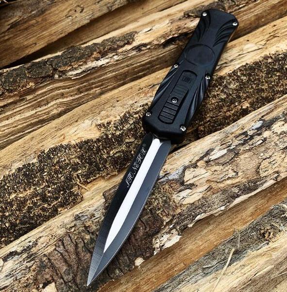 Black handle
