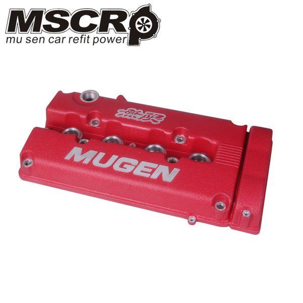 best selling MUGEN GUNMETAL Engine Valve Cover For B16 B18 Acura Integra GSR DOHC VTEC