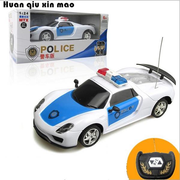 Baby Toy Cars 1: 24 Electric Rc Cars Machines sur la télécommande Radio Control Cars Toys Cadeaux Pour Garçons Enfants
