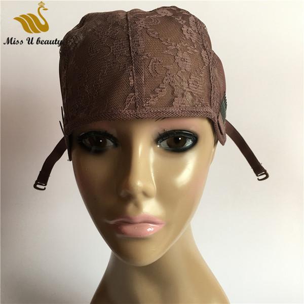 jüdische Mütze mittelbraun