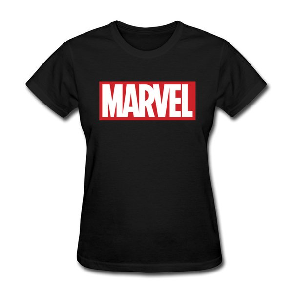 High Quality Women Tshirt Marvel Endgame Fashion New Tops T-shirt Avengers Unlimited War Super Hero Cool Lady T Shirt Cotton Y19051301