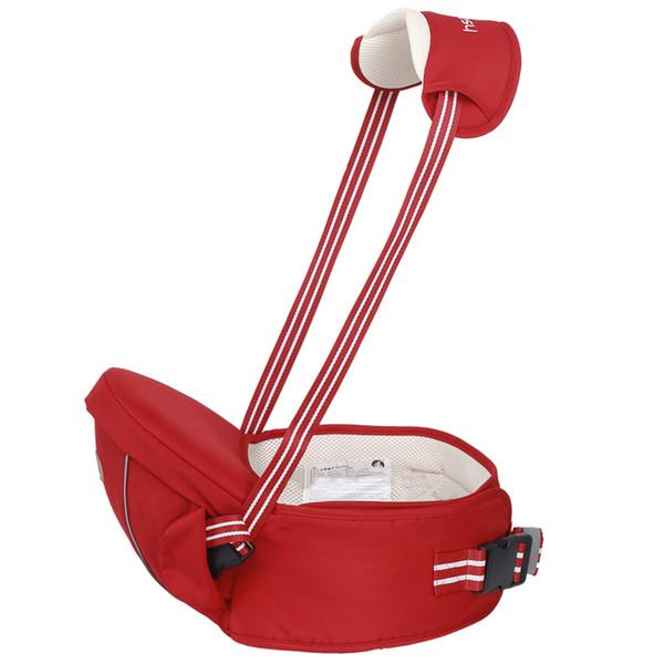Baby Carrier Waist Stool Walkers Baby Hold Waist Belt Hip seat Belt Four Season Breathable Anti-skidding Infant Hip Seat