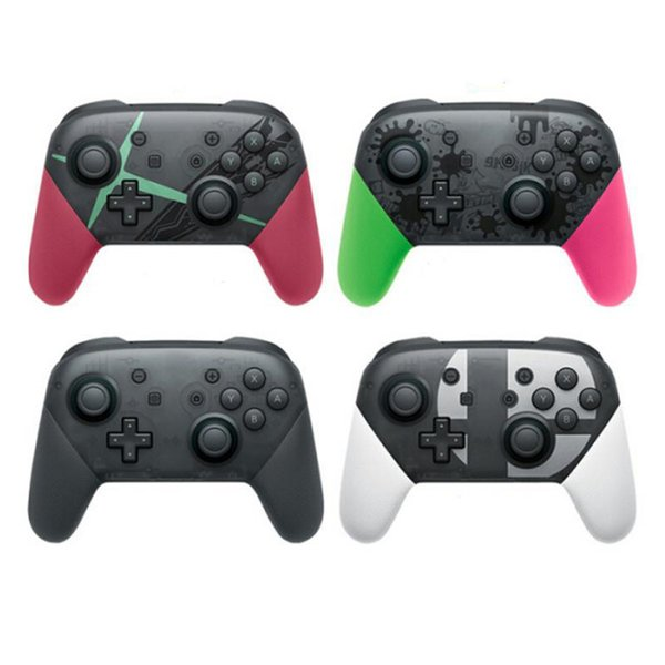 2019 Telecomando wireless Bluetooth Pro Gamepad Joypad Joystick per Nintendo Switch / Switch Pro Console Hot