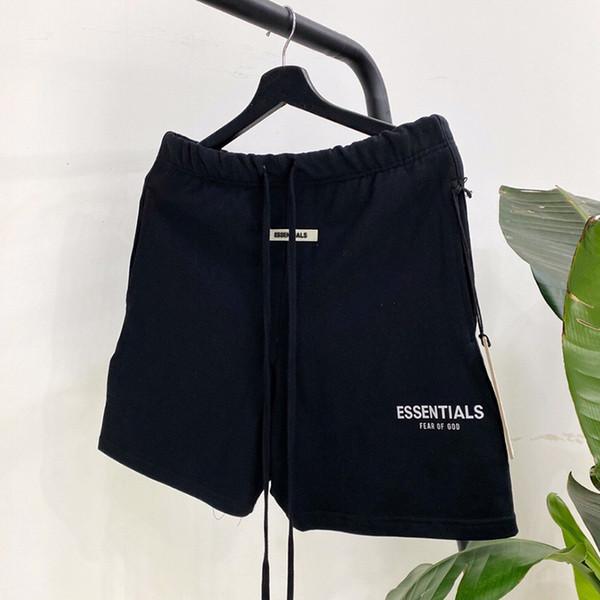 Pantalones cortos negros