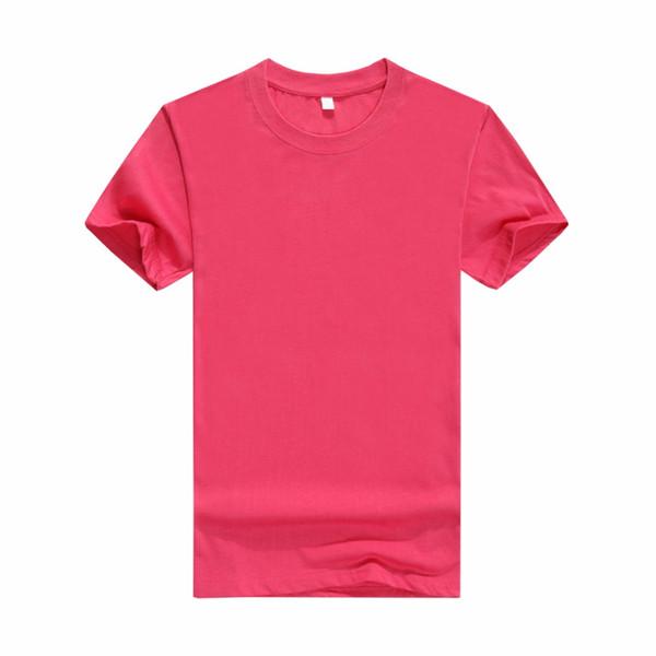 New Unisex Short Sleeve T Shirt Women Men O Neck Breathable Anti-sweat Casual Tee Tops Apparel