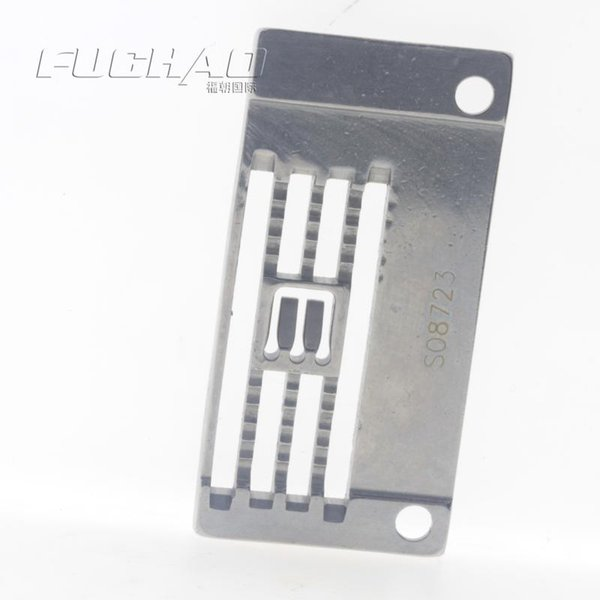 Industrial sewing machine spare parts and accessories needle plate S08723-001 throat plate for brother machine