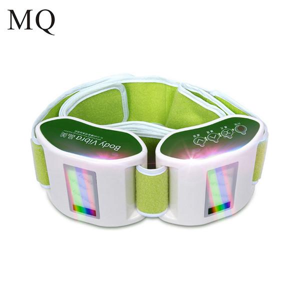 Electric Vibrating Belt Vibration Massager Belt Vibrating Waist/ Belly/leg/arm Fat Weight Body Sculpting T190711