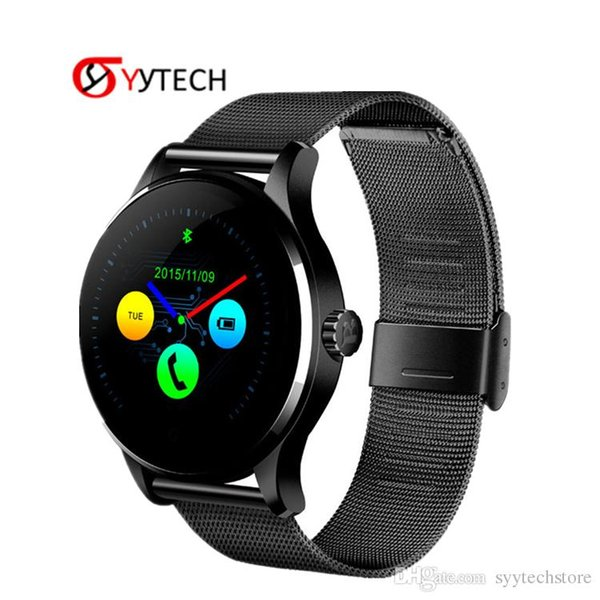 SYYTECH Hot Selling K88H waterproof smart watch heart rate monitoring information reminds sports pedometer smart bracelet