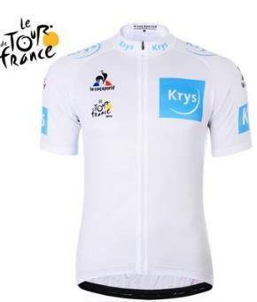 2019 summer short-sleeved cycling suit mountain bike team jersey sweat-absorbing and breathable shirt men's tour DE France cycling shirt