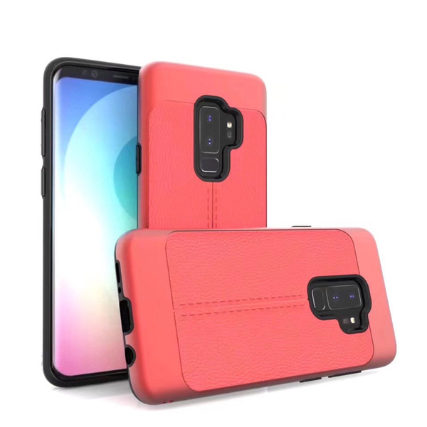 Two In One Shock Proof Leather For LG ARISTO3 2 V40 X POWER 3 Q7 K20 plus STYLO4 k30 ms210 Case Phone