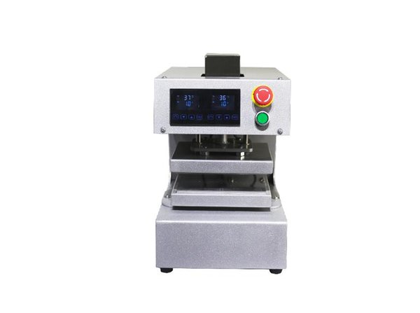 Rosin Press Machine Newest PURE ELECTRIC Auto Dual Heat Plates Rosin Heat Press Machine With LCD Panel ,No air compressor needed