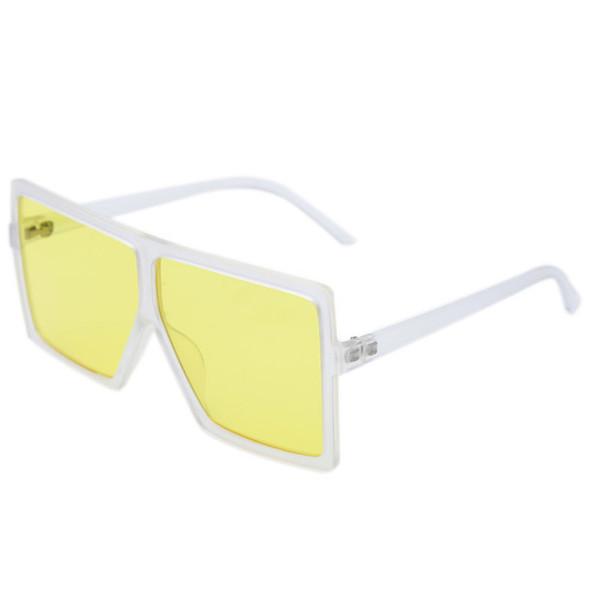 C10 blanco / amarillo