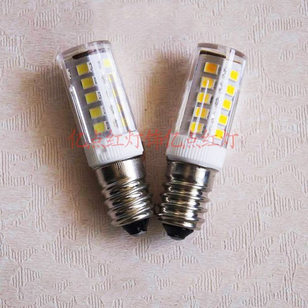 E14 Screw LED Bulbs Energy Saving LED Light Bulb E14 Refrigerator Bulb LED Mini Light Bulbs LEDs
