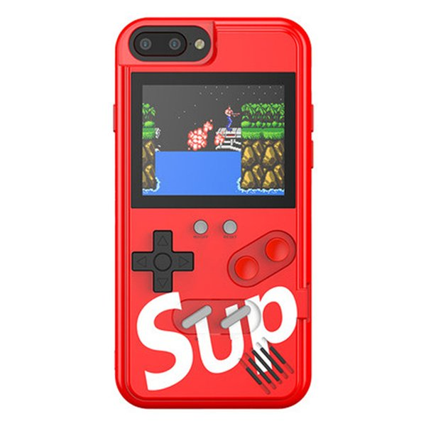 Sup Game Machine Mobile Phone Protective Cover 36 style Classic Nostalgic Game Case for iphone 6 7 8 Plus XR XS Max
