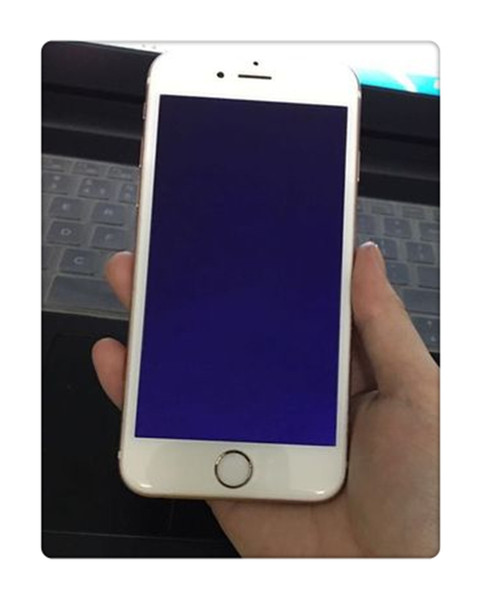 Full Coverage 3D Blue Ray Tempered Glass Film Screen Protector for iphone 6 6s 7 Plus Free Shipping