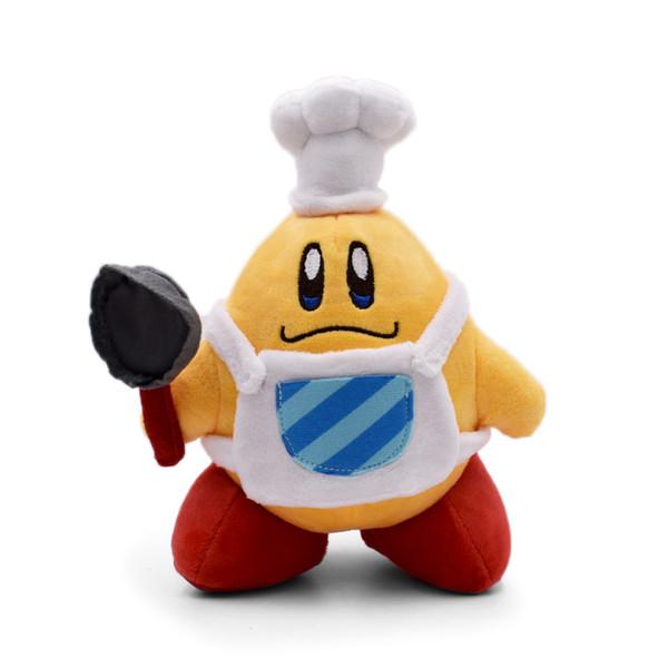 Acheter Set Mario Série Mignon Kirby Peluche Kawaii Cuire Kirby Avec Pan Poupée Pour Bébé Grand Anniversaire En Gros Prix De 65 68 Du Toyguiyang
