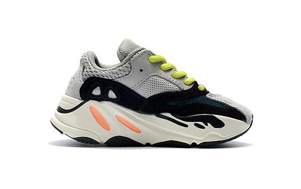 32c929a64c069 Zapatos para niños Wave Runner 700 Zapatillas de running Kanye West  Zapatilla de entrenamiento para bebés