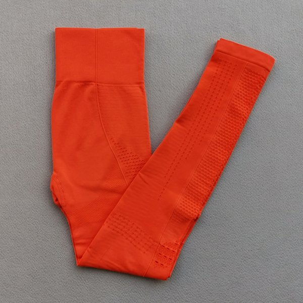 Оранжевые штаны