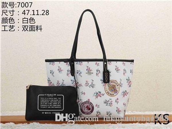 NEW styles Fashion Bags Ladies handbags designer bags women tote bag bags Single shoulder bag backpack 7007