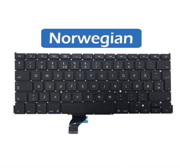 Norwegian Layout