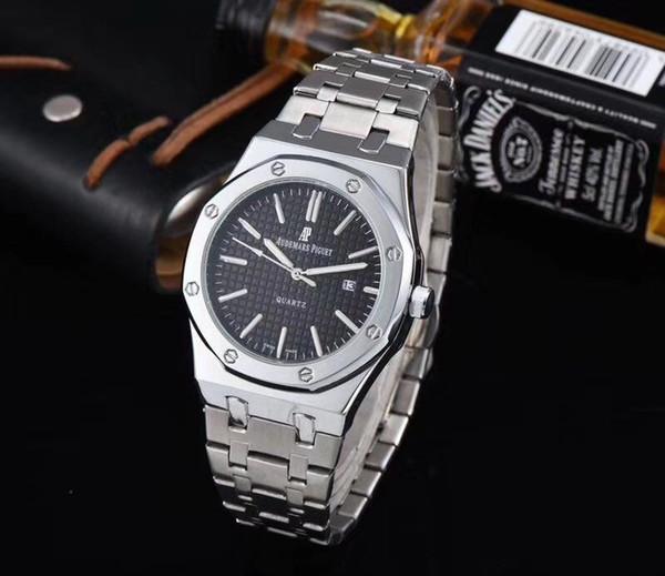Großhandel Uhren Männliche Uhr Herren Edelstahl Original Designer Business Armbanduhr Junge Von Berühmte 2019 Mann 1121032 Quarzwerk Luxus Marke wnPNX0k8O