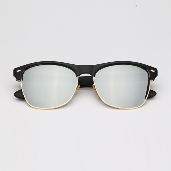 Miroir noir / argenté