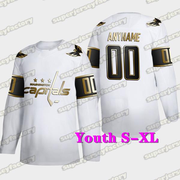 Golden Edition jeunesse Blanc